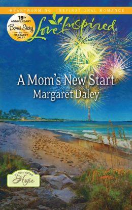 A Mom's New Start (Love Inspired Series)