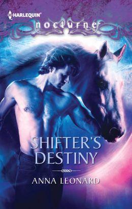 Shifter's Destiny (Harlequin Nocturne Series #144)
