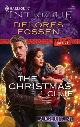 The Christmas Clue (Harlequin Intrigue Series #1026)