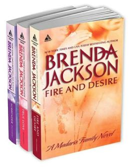 Brenda Jackson Collection: Fire and Desire, True Love, Surrender