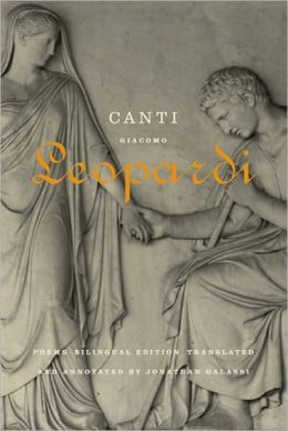 Canti: A Bilingual Edition