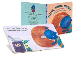 Num, Num, Num!: A Bea and HaHa Book
