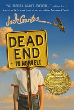 Dead End in Norvelt (Norvelt Series #1)