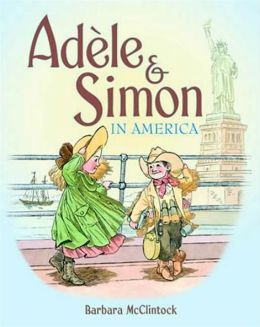 Adele and Simon in America