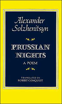 Prussian Nights: Bilingual Edition