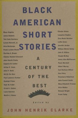 Black American Short Stories: A Century of the Best