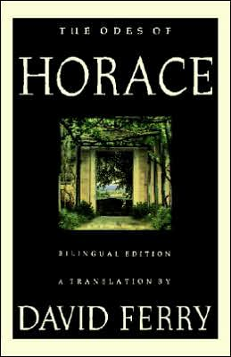The Odes of Horace (Bilingual Edition)