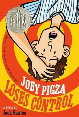 Joey Pigza Loses Control (Joey Pigza Series #2)