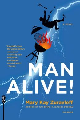 Man Alive!: A Novel