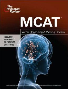 MCAT Verbal Reasoning & Writing Review
