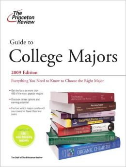 Guide to College Majors, 2009 Edition
