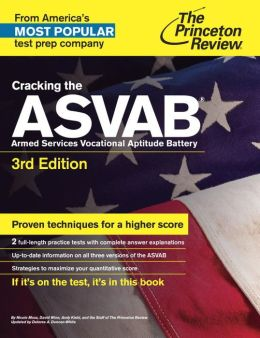 Cracking the ASVAB, 3rd Edition