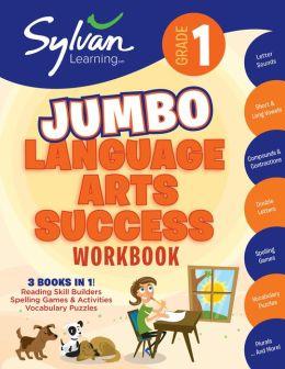 First Grade Language Arts Success (Sylvan Super Workbooks)