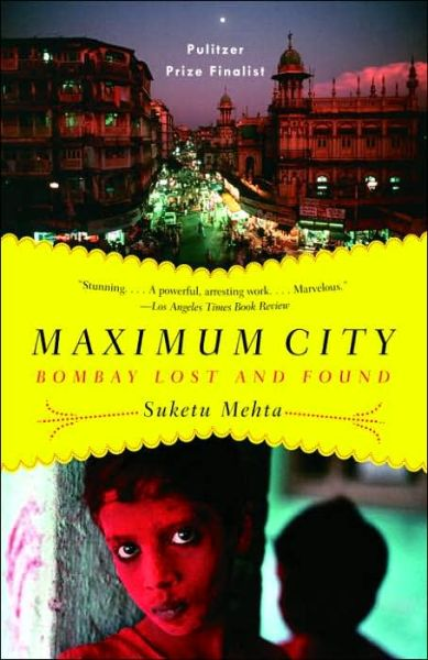 Free download ebooks for mobile phones Maximum City: Bombay Lost and Found