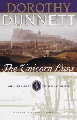 The Unicorn Hunt: The Fifth Book of the House of Niccolo
