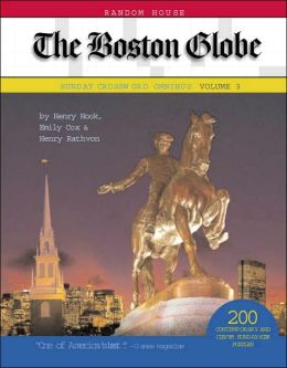 Boston Globe Sunday Crossword Omnibus, Volume 3