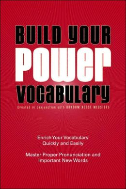 Build Your Power Vocabulary