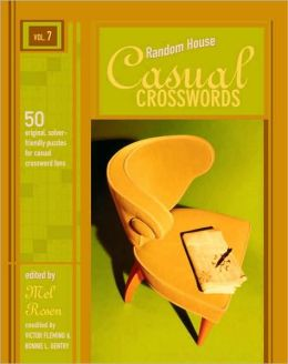 Random House Casual Crosswords, Volume 7
