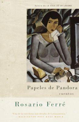 Papeles de Pandora: Cuentos