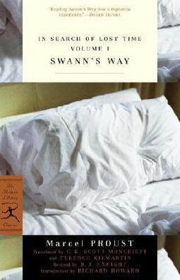 In Search of Lost Time, Volume I: Swann's Way (Modern Library Series)
