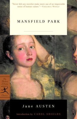 Mansfield Park (Modern Library Classics Series)