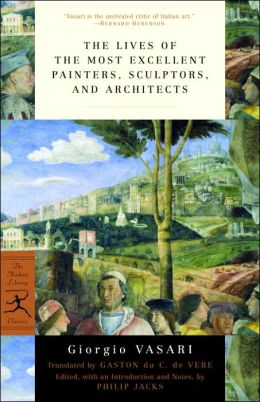 The Lives of the Most Excellent Painters, Sculptors and Architects