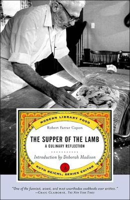 The Supper of the Lamb: A Culinary Reflection