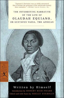 the life of olaudah equiano narrative Olaudah equiano, or, gustavus vassa an involvement which led to him writing and publishing the interesting narrative of the life of olaudah equiano.