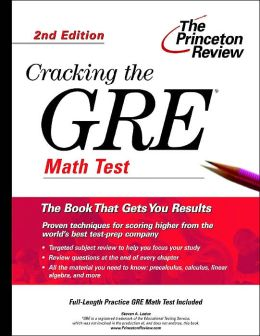 Cracking the GRE Math Test