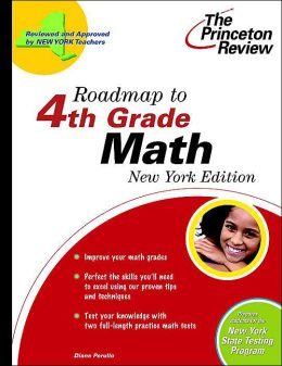 Roadmap to 4th Grade Math, New York Edition