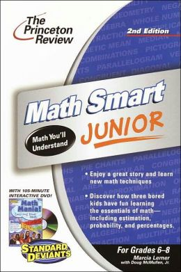 Math Smart Junior with DVD
