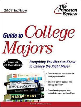 Guide to College Majors, 2004 Edition