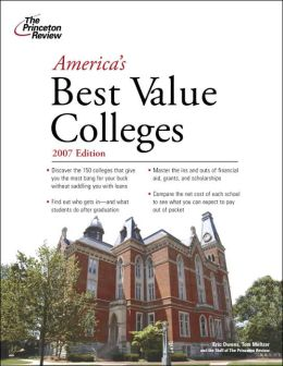 America's Best Value Colleges