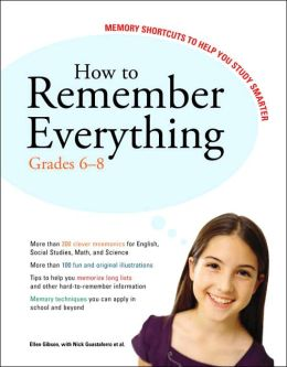 How to Remember Everything: Memory Shortcuts to Help You Study Smarter