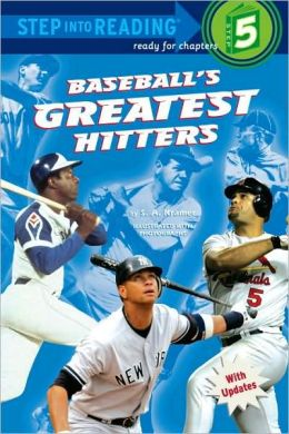 Baseball's Greatest Hitters (Step into Reading Books Series: A Step 5 Book)