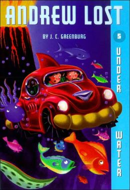 Under Water (Andrew Lost Series #5)