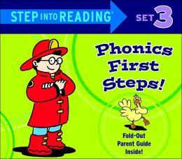 Phonics First Steps, Set 3