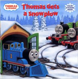 Thomas Gets a Snowplow(Thomas and Friends Series)