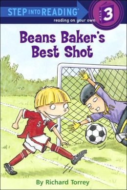 Beans Baker's Best Shot (Step into Reading Book Series: A Step 3 Book)