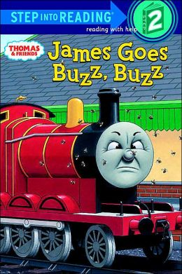 James Goes Buzz Buzz (Thomas and Friends Step into Reading Series)