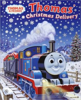 Thomas's Christmas Delivery (Thomas the Tank Engine and Friends Series)