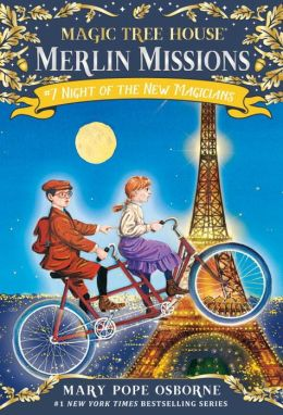 Night of the New Magicians (Magic Tree House Series #35)