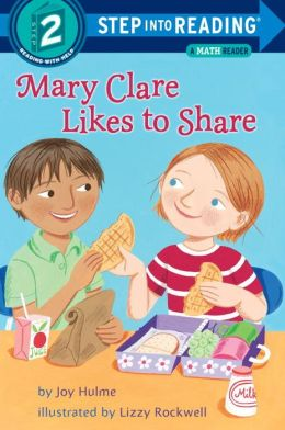 Mary Clare Likes to Share: A Math Reader