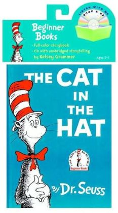 The Cat in the Hat: Book & CD