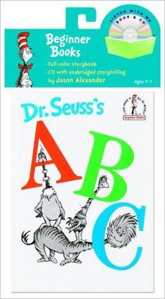Dr. Seuss's ABC: Book & CD
