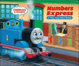 The Numbers Express (Thomas the Tank Engine Series)