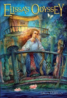 Elissa's Odyssey (Phoenix Rising Trilogy #2)