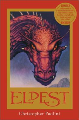 Eldest (Inheritance Cycle Series #2): Deluxe Edition