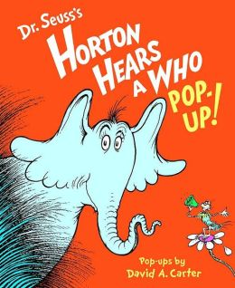 Horton Hears a Who Pop-Up!