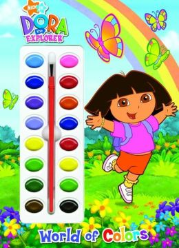 World of Colors (Dora The Explorer Series)
